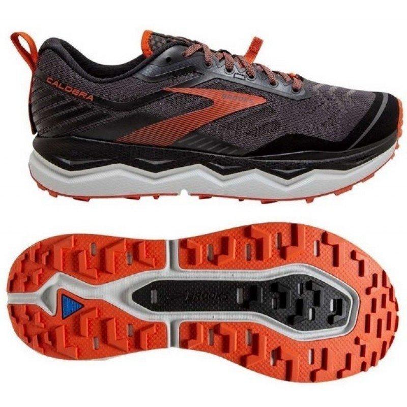 chaussure de trail running pour femme brooks caldera