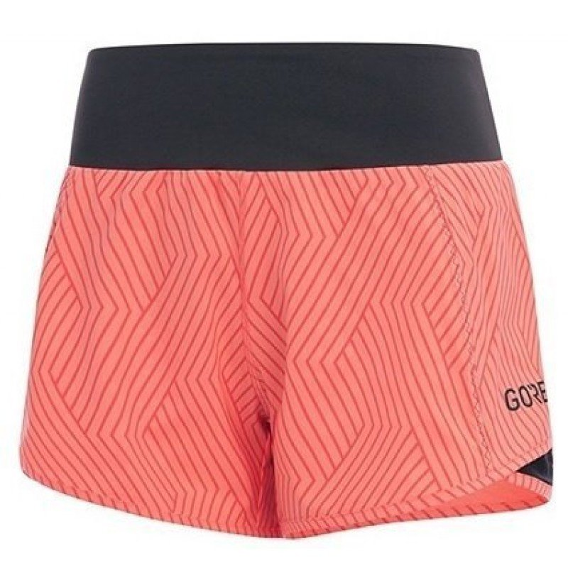 short de running pour femmes gore r5 light short 100005
