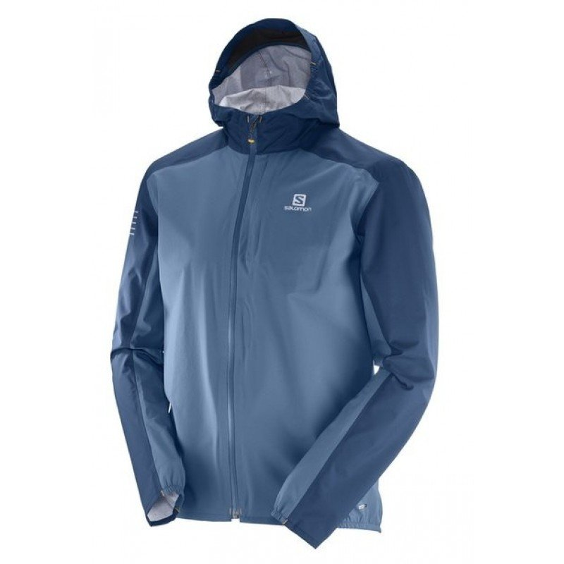 SALOMON BONATTI WP JKT M Vintage In/Dress Blue L39423700