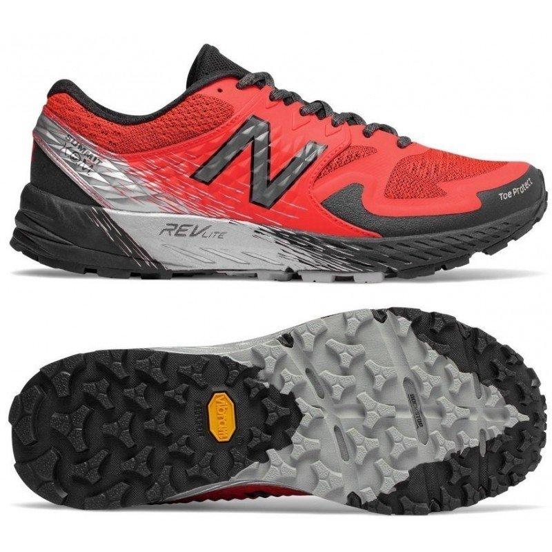 chaussures de trail running pour hommes new balance summit kom
