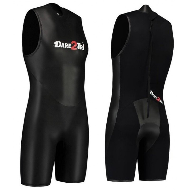combinaison triathlon dare2swim shortie