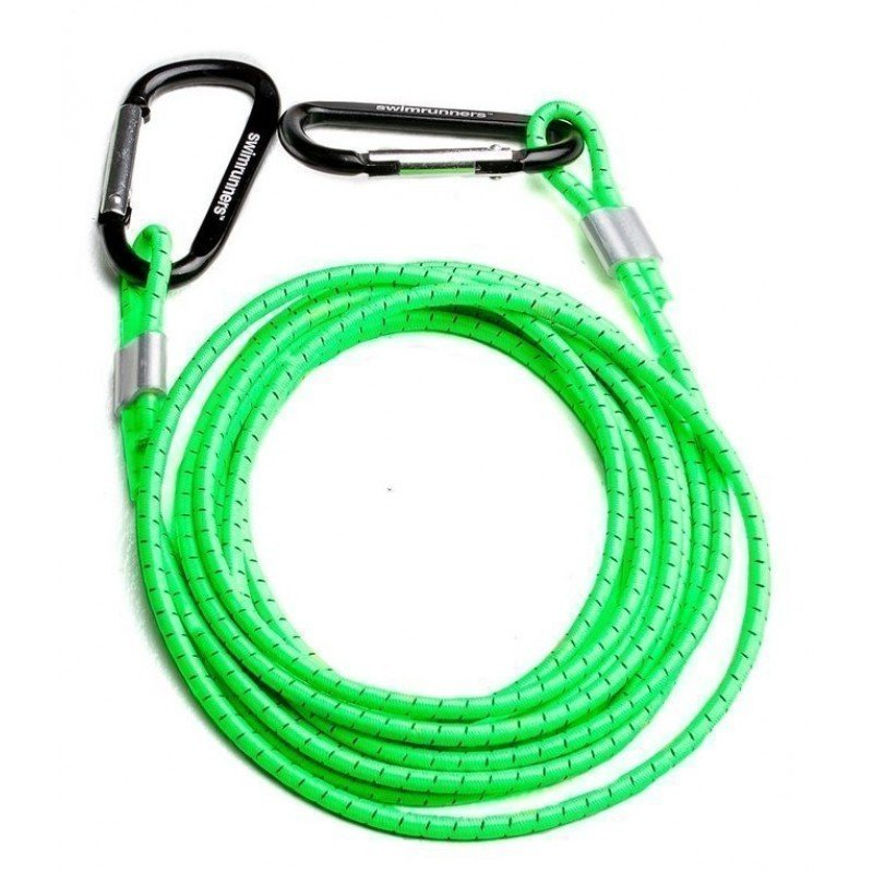 Swimrunners elastic cord support