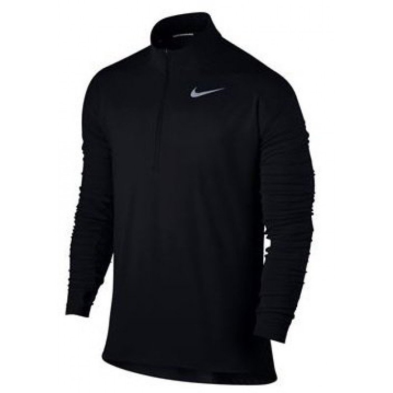 NIKE POLO 1/2 ZIP ML