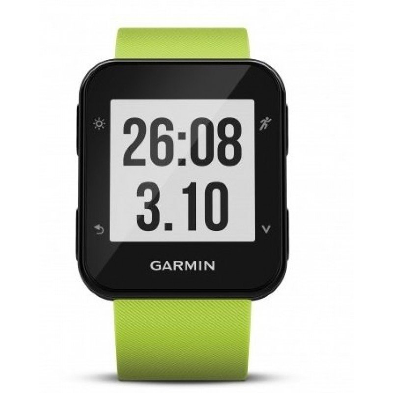 GARMIN FORERUNNER 35 HR LIME
