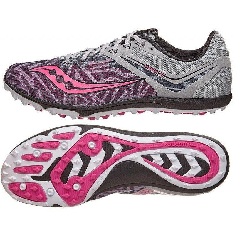 chaussures a pointes de cross Saucony HAVOK XC femme
