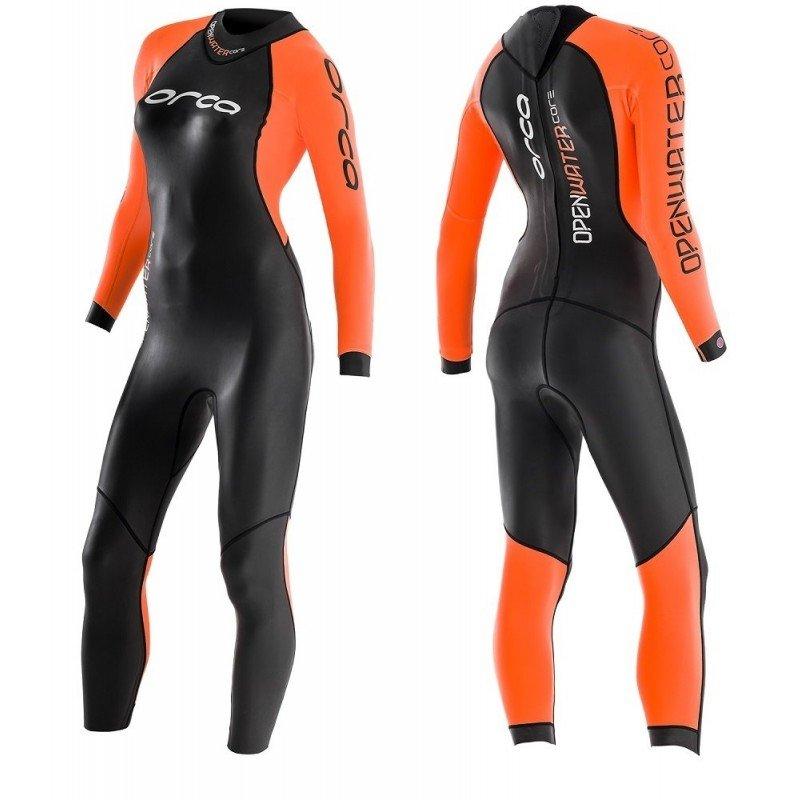 combinaison de triathlon Orca Openwater Core femme