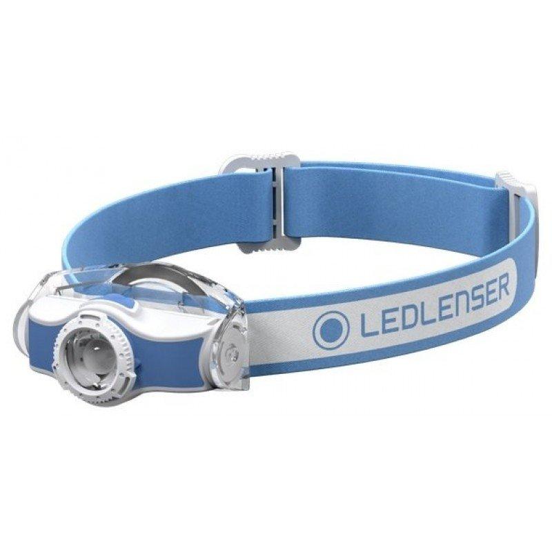 LED LENSER MH3 BLEU