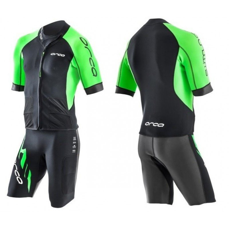 Combinaison de Swimrun Orca Core 2 pieces Homme