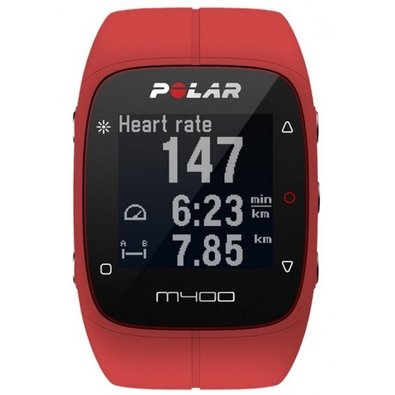 montre cardiofrequencemetre polar M400