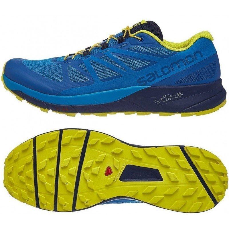 chaussure de running salomo sense ride