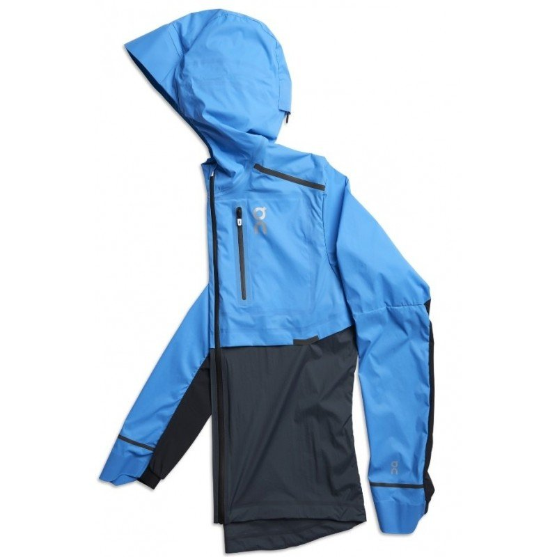 ON RUNNING WEATHER JACKET