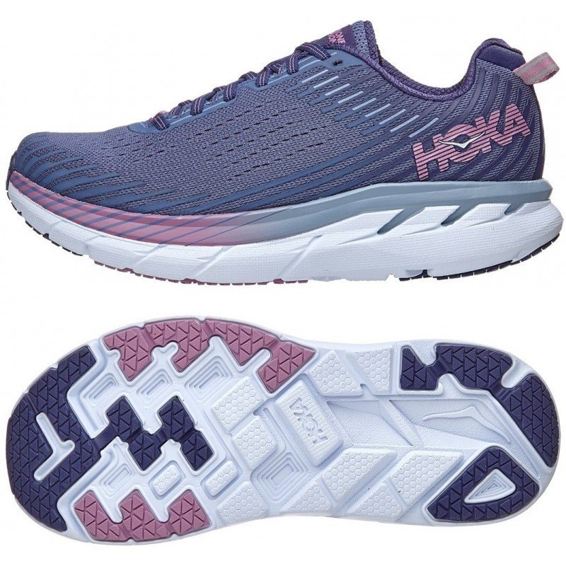 W HOKA CLIFTON 5