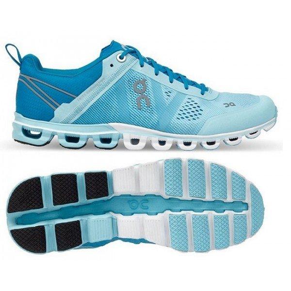 chaussure de running pour femme on running cloudflow