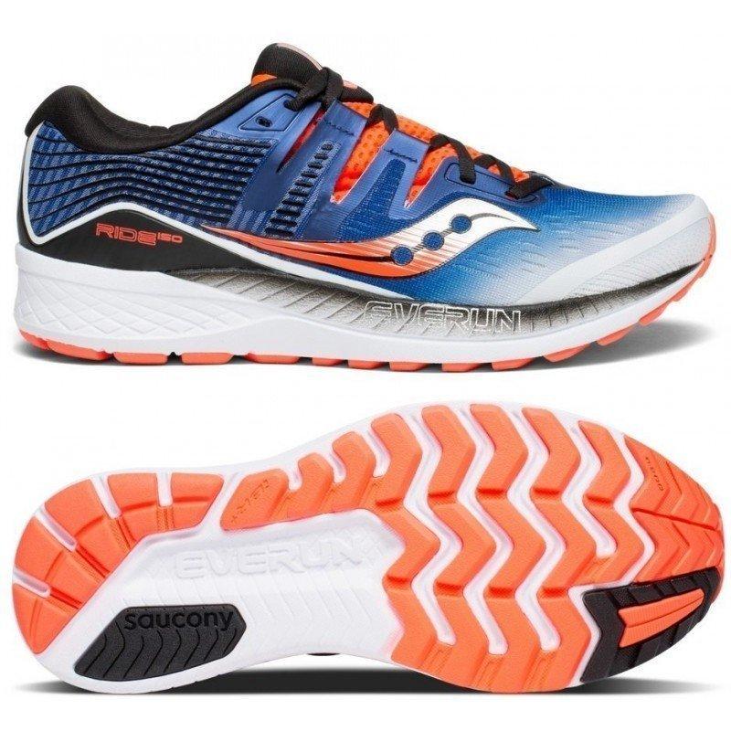 chaussures de running Saucony Ride Iso homme