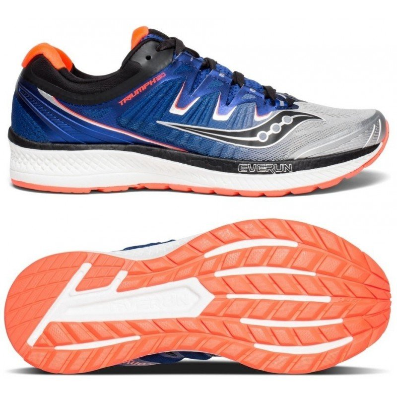 chaussures de running Saucony Triumph Iso 4 homme