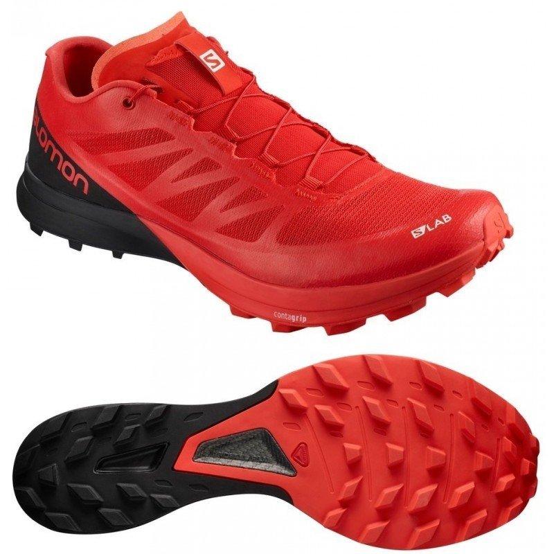 chaussure de trail running Salomon S-Lab Sense 7 SG homme