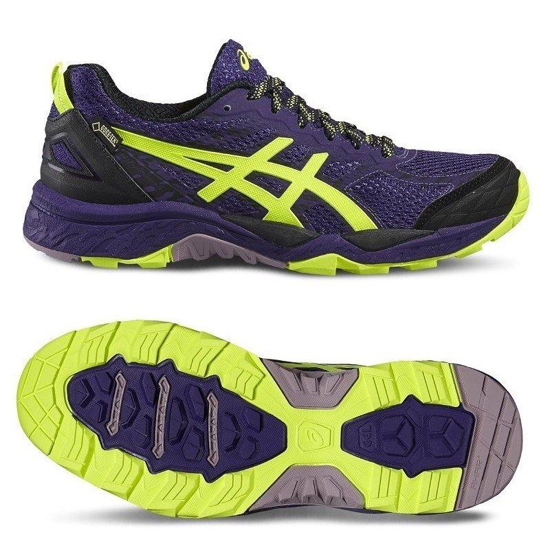 Chaussures de running Asics Gel Fujitrabuco 5 GTX femme