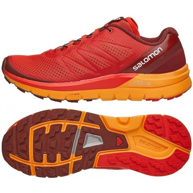 chaussure de trail running Salomon Sense Pro Max homme