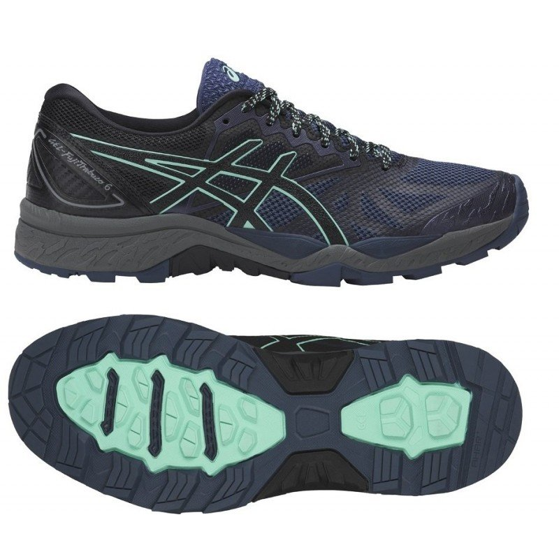 Chaussures de trail running Asics Gel Fuji Trabuco 6 Femme
