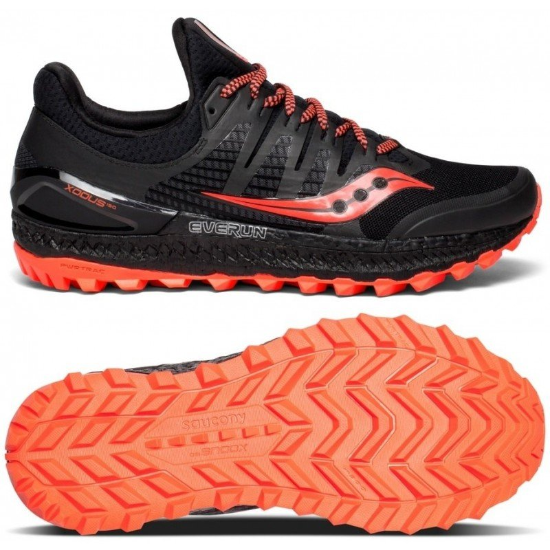 chaussures de trail running Saucony Xodus Iso 3 homme