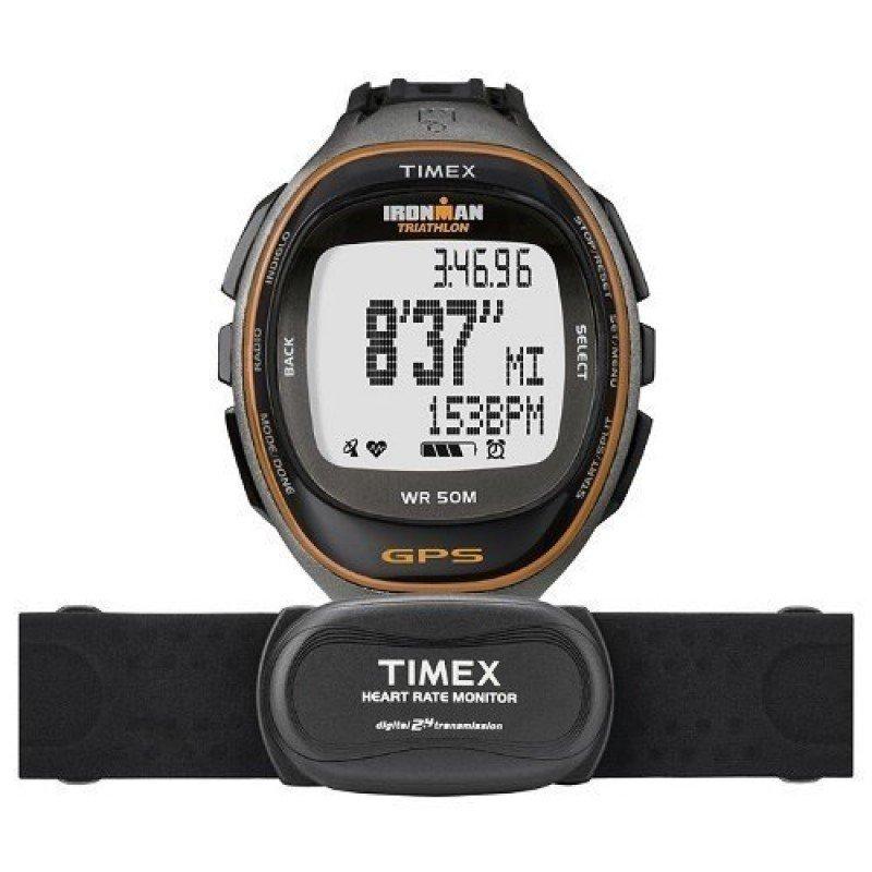 TIMEX MONTRE RUN TRAINER GPS CARDIO