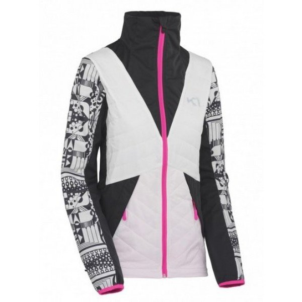 veste de running pour femme kari traa siri jacket