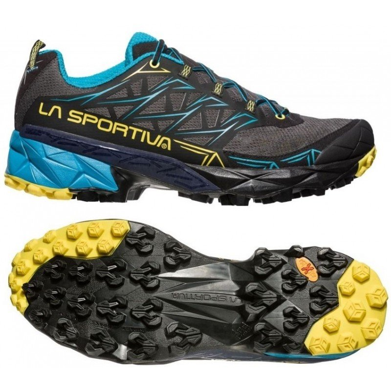 chaussures de trail running pour hommes la sportiva akyra 36d900614