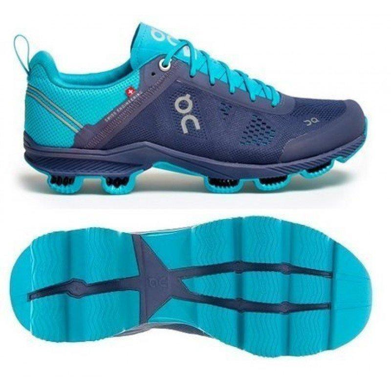 chaussure de running pour femme on running