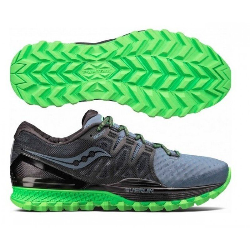 chaussures de trail running Saucony Xodus  iso 2 homme