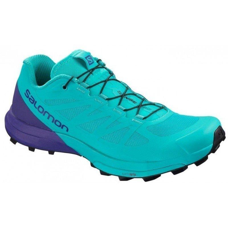 chaussure de trail running Salomon Sense Pro 3 femme