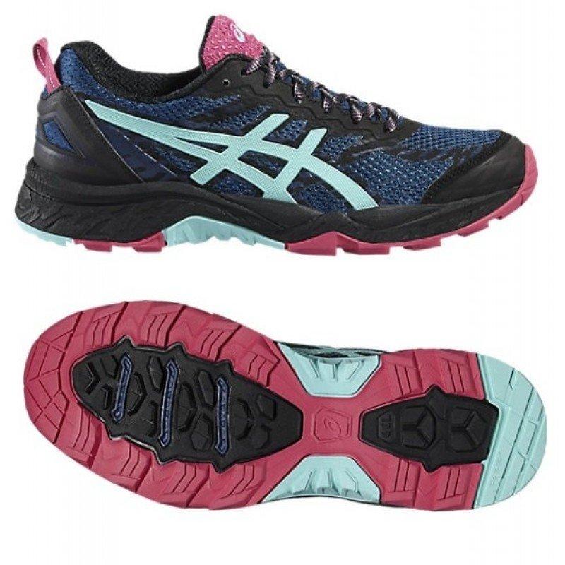 Chaussures de running Asics Gel Fujitrabuco 5 femme