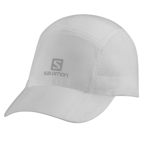 SALOMON CASQUETTE TRAIL LIGHT BLANC