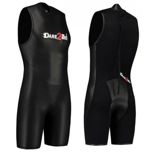 combinaison triathlon dare2swim shortie