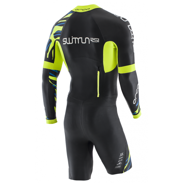 combinaison de triathlon en neoprene pour homme orca RS1 swimrun