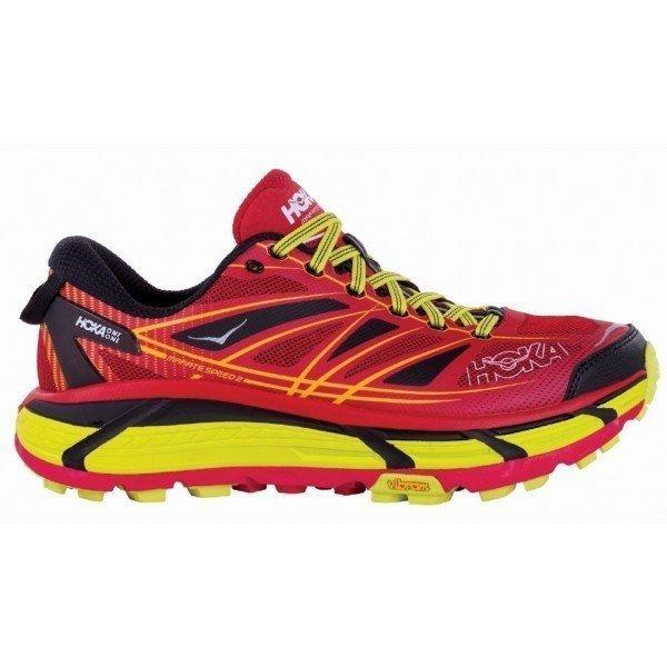 chaussure de trail running hoka mafate speed 2