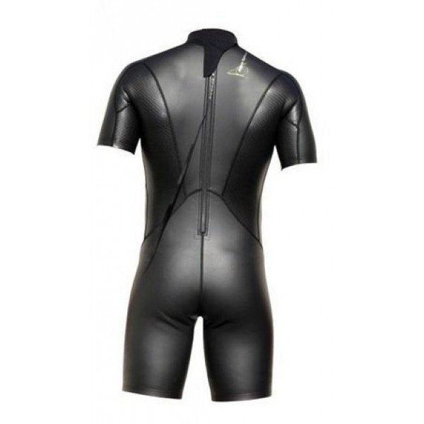 shorty neoprene triathlon aquasphere