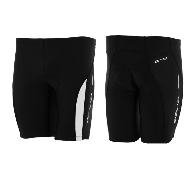 ORCA CORE TRI SHORT BK-WH