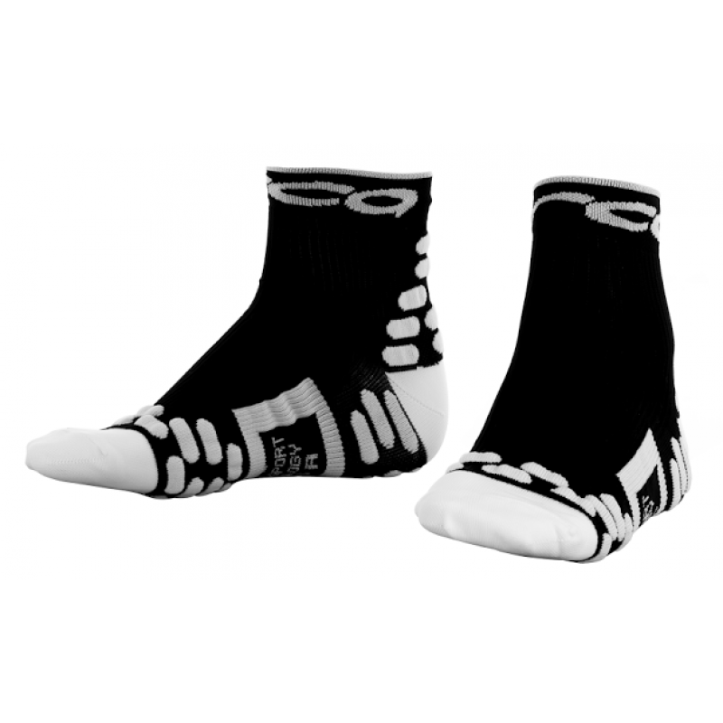 ORCA COMP RACING SOCKS V2 BLANC NOIR