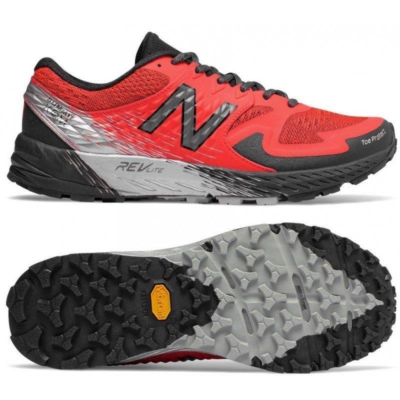 chaussures de trail running New Balance Summit KOM homme