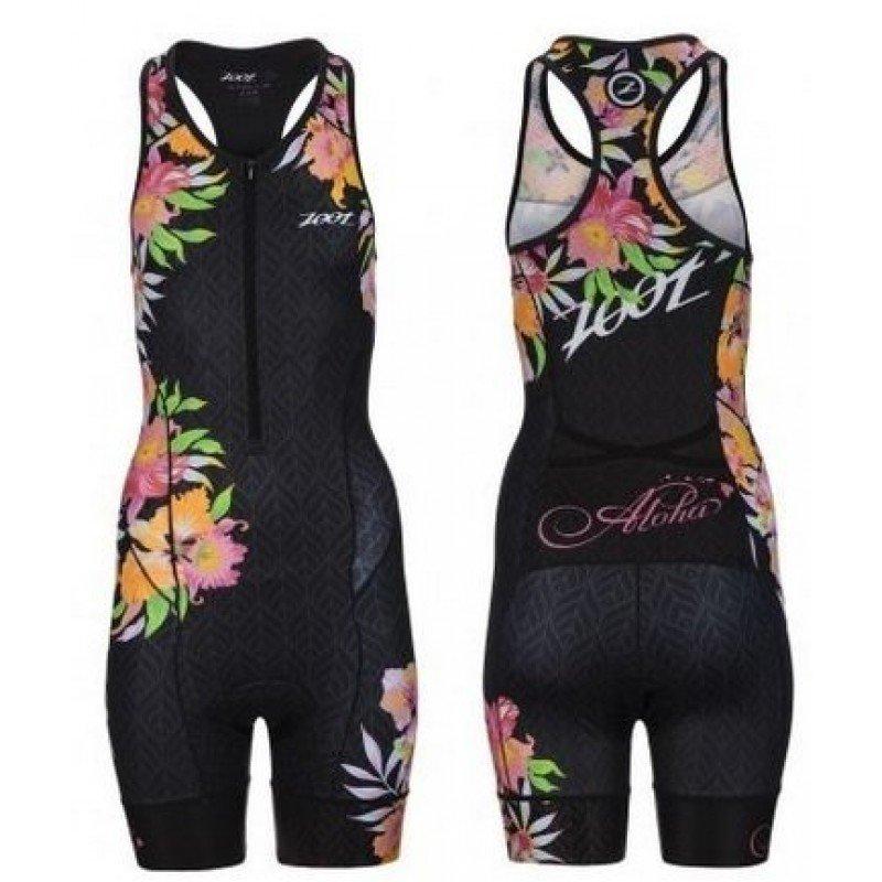 trifonction de triathlon Zoot Aloha Tri Racesuit femme