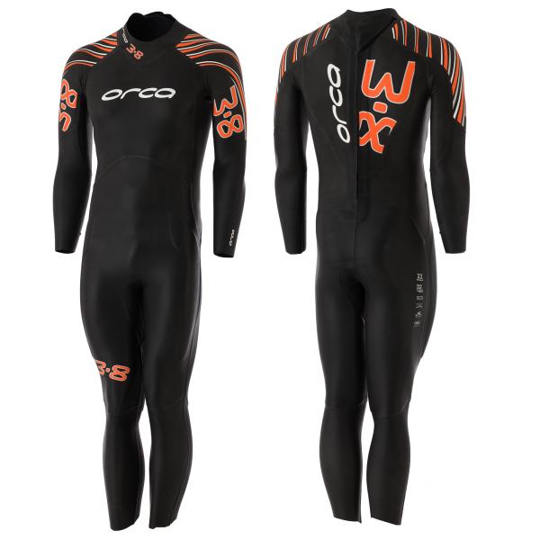 combinaison triathlon orca 3.8