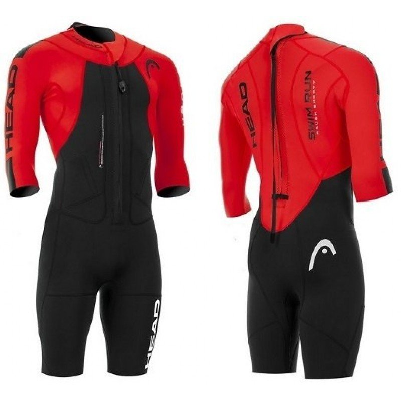 Combinaison de Swimrun Head Rough Femme