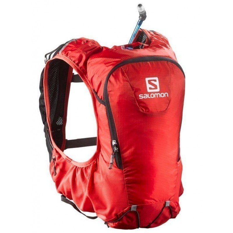 SALOMON SKIN PRO 10 SET ROUGE