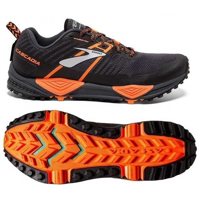 Chaussure de trail running Brooks Cascadia 13 homme
