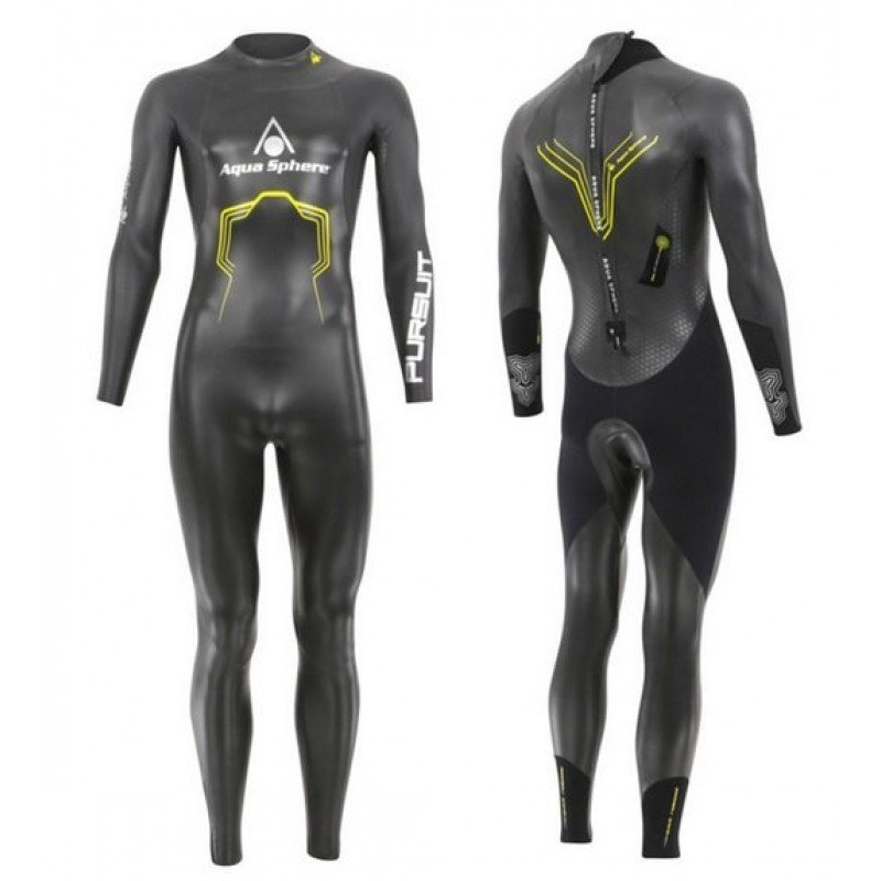 Combinaison de Triathlon Aquashere Pursuit Homme