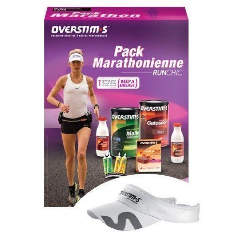 Overstim's Pack Marathonienne