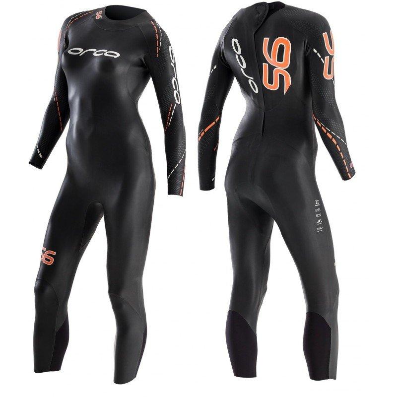 Combinaison de triathlon néoprène Orca S6 Femme