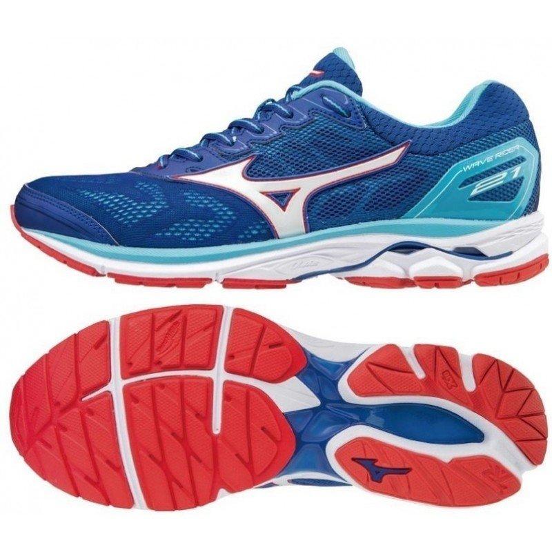 chaussure de running pour homme mizuno wawe rider 21 j1gc180302