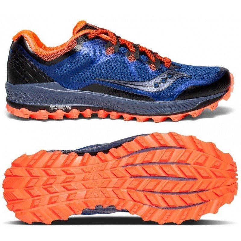 chaussures de trail running Saucony Peregrine 8 homme