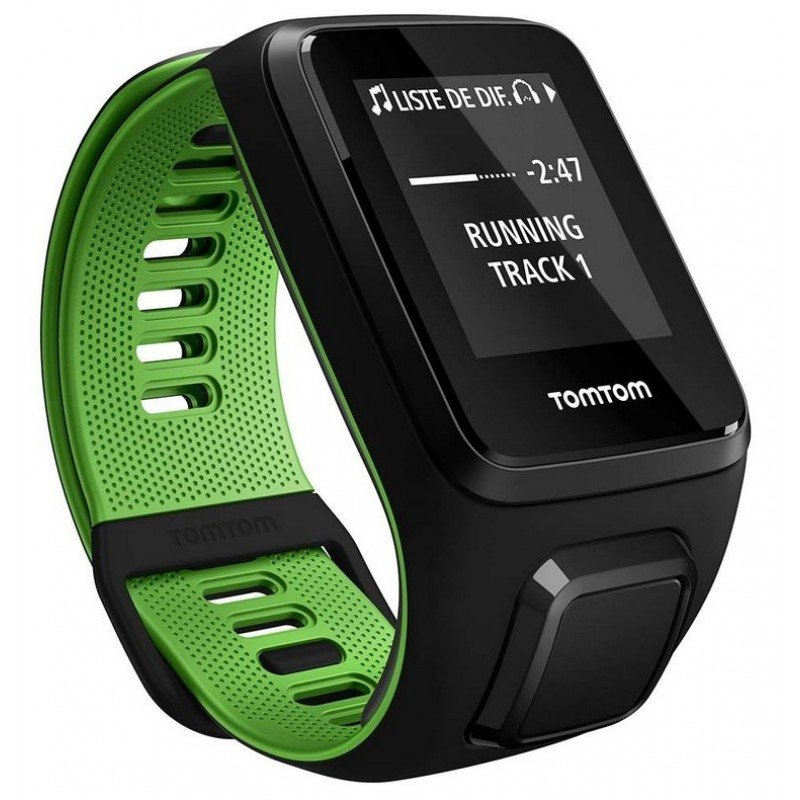 TOM TOM RUNNER 3 CARDIO Bracelet Large